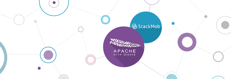 Stackmob, html5, apache technologies
