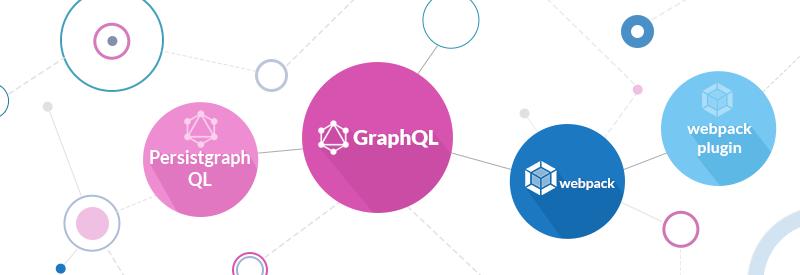 Graphql, persistgraphql, webpack, wepback-plugin technologies