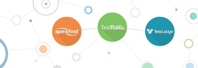 'Tools battle: SpiraTest, TestRail and TestLodge' post illustration